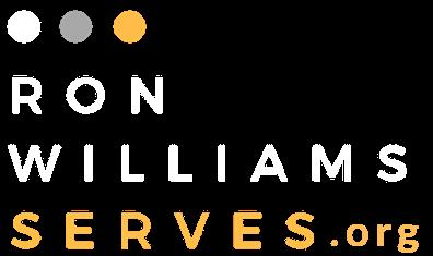 Ron Williams Serves